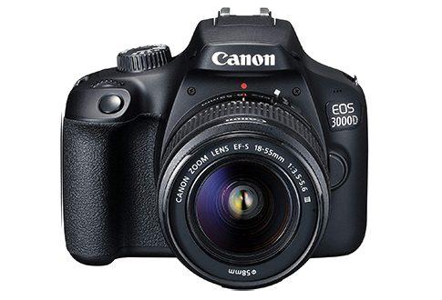ราคากล้อง-Canon-EOS-3000D